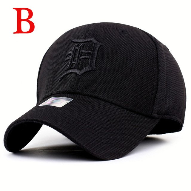 solid unisex black baseball cap men snapback hat  women cap flexfit fitted hat Closed  Male full cap  Gorras Bones trucker hat 19
