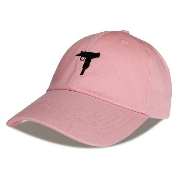 top selling Uzi Gun Baseball Cap US Fashion Ak47 Snapback Hip hop Cap  Curve visor 6 panel Hat casquette de marque 18