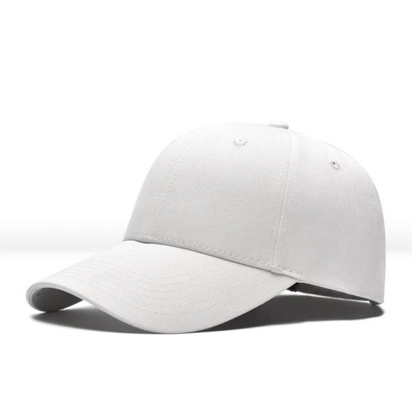 Fashion Women Men Summer Spring Cotton Adult baseball Cap Solid Color Adjustable Sport Duckbill Hat 6