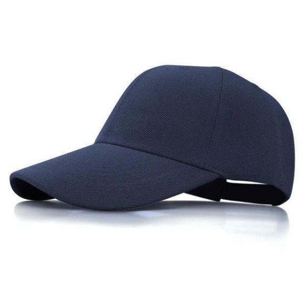 Fashion Women Men Summer Spring Cotton Adult baseball Cap Solid Color Adjustable Sport Duckbill Hat 24