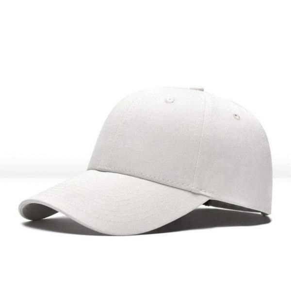 Fashion Women Men Summer Spring Cotton Adult baseball Cap Solid Color Adjustable Sport Duckbill Hat 14