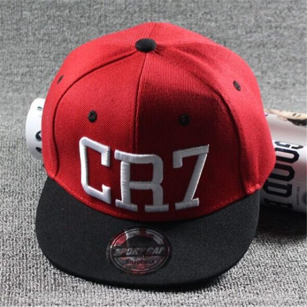 Fashion Children Ronaldo CR7 Neymar NJR Baseball Cap Hat Boys Girls Kids MESSI Snapback Hats Hip Hop Caps Gorras 16