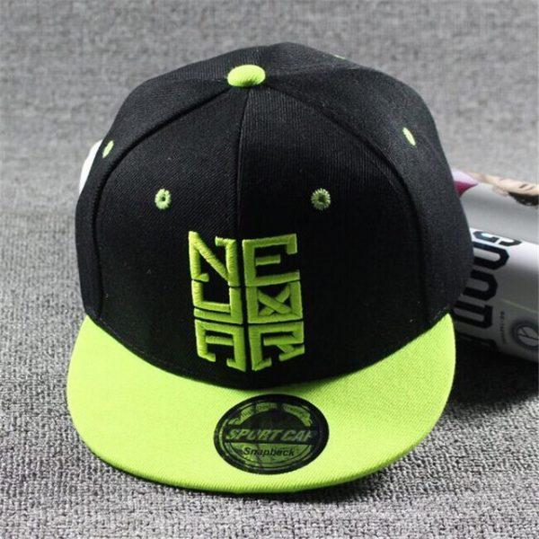 Fashion Children Ronaldo CR7 Neymar NJR Baseball Cap Hat Boys Girls Kids MESSI Snapback Hats Hip Hop Caps Gorras 34