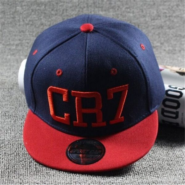 Fashion Children Ronaldo CR7 Neymar NJR Baseball Cap Hat Boys Girls Kids MESSI Snapback Hats Hip Hop Caps Gorras 26