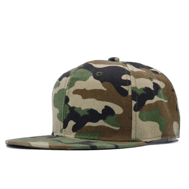 Snow Camo Baseball Cap Men Tactical Cap Camouflage Snapback Hat For Men High Quality Bone Masculino Dad Hat Trucker 19