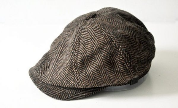 high quality newsboy caps for men and women hats gorras planas Octagonal cap Leisure and wool blend canned koala flat cap 16