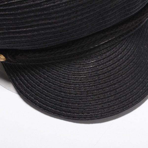 Cotton Yarn Solid Summer Hats For Women Newsboy Caps Fashion Elegant Ladies Beret Octagonal Cap Sunhat Gorras Female 10