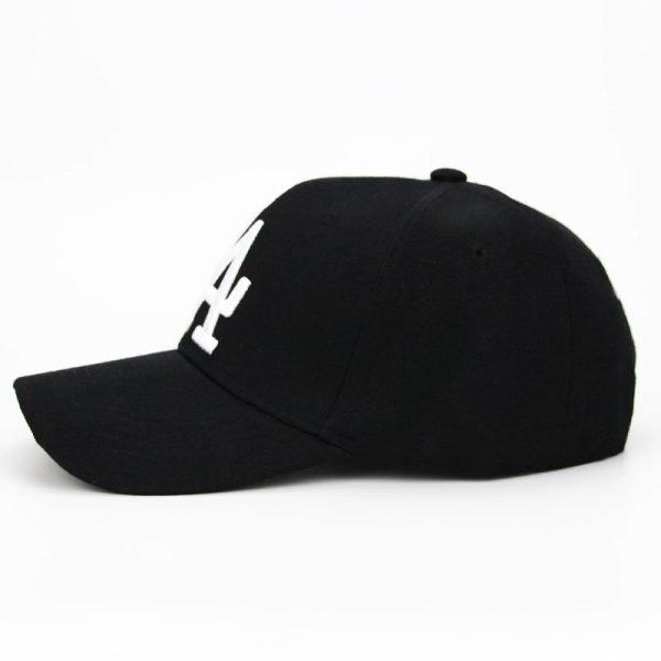 New letter Baseball Caps LA Dodgers Embroidery Hip Hop bone Snapback Hats for Men Women Adjustable Gorras Casquette Unisex 4