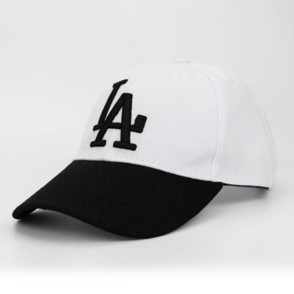 New letter Baseball Caps LA Dodgers Embroidery Hip Hop bone Snapback Hats for Men Women Adjustable Gorras Casquette Unisex 18