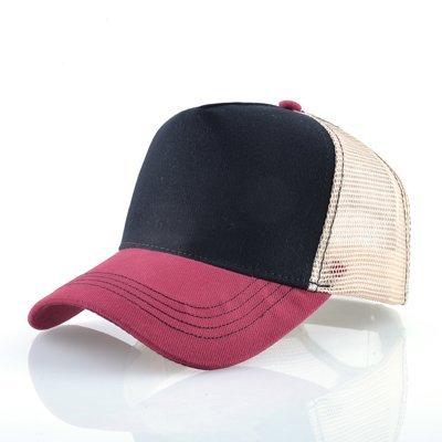 8 Kinds of embroidery animal Baseball Caps men Breathable Mesh Snapback caps Unisex sun hat for women bone Casquette Hip Hop cap 42