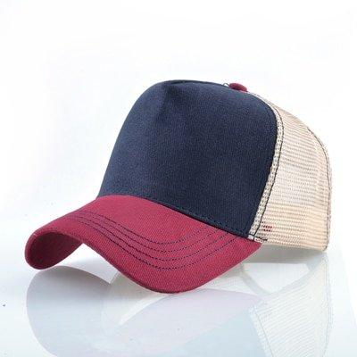 8 Kinds of embroidery animal Baseball Caps men Breathable Mesh Snapback caps Unisex sun hat for women bone Casquette Hip Hop cap 48