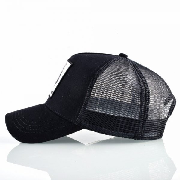 8 Kinds of embroidery animal Baseball Caps men Breathable Mesh Snapback caps Unisex sun hat for women bone Casquette Hip Hop cap 6