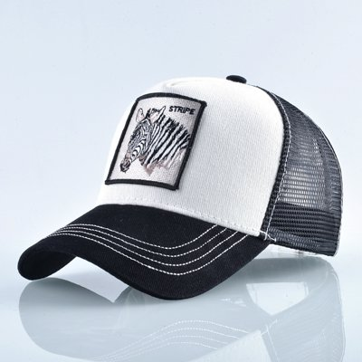8 Kinds of embroidery animal Baseball Caps men Breathable Mesh Snapback caps Unisex sun hat for women bone Casquette Hip Hop cap 32