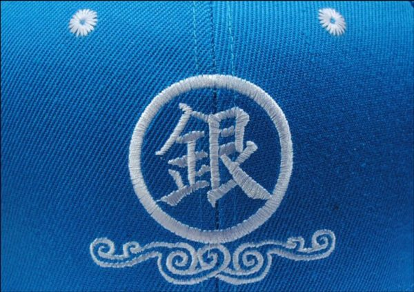 Anime One Piece Tokyo Ghoul GINTAMA Baseball Caps Hip-hop Embroidery Sunhat Cosplay Hats Peaked Cap 6