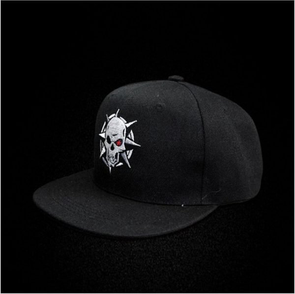 Anime One Piece Tokyo Ghoul GINTAMA Baseball Caps Hip-hop Embroidery Sunhat Cosplay Hats Peaked Cap 18