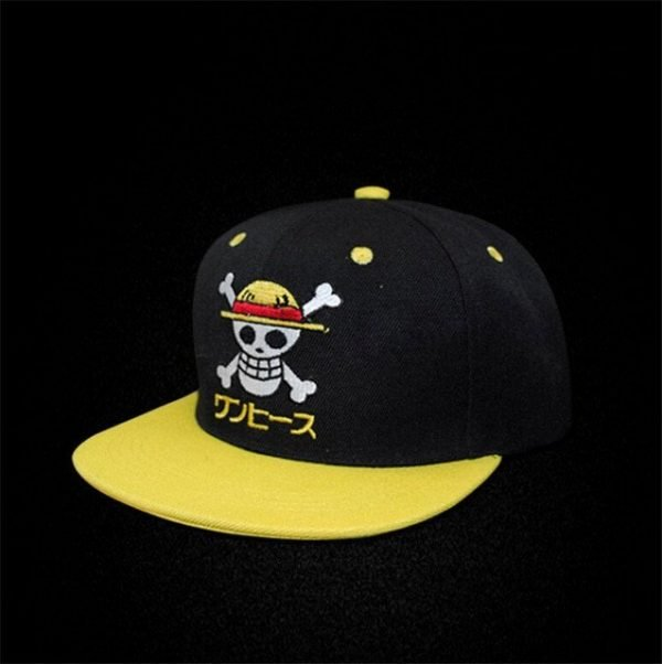 Anime One Piece Tokyo Ghoul GINTAMA Baseball Caps Hip-hop Embroidery Sunhat Cosplay Hats Peaked Cap 14