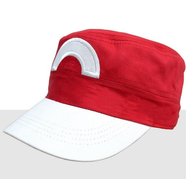 Anime Pocket Monster Cosplay Costumes Hats Pokemon Cap Ash Ketchum 15