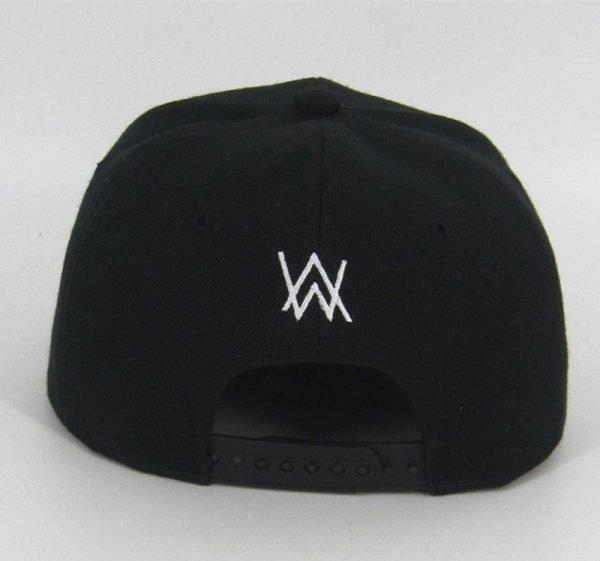 DJ Alan Walker Cosplay Costumes Hats Adjustable Black Cap With Gift Mask 8