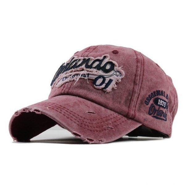 [FLB] Brand Men Baseball Caps Dad Casquette Women Snapback Caps Bone Hats For Men Fashion Vintage Gorras Letter Cotton Cap F111 18