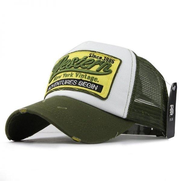 [FLB] Summer Baseball Cap Embroidery Mesh Cap Hats For Men Women Gorras Hombre hats Casual Hip Hop Caps Dad Casquette F207 6
