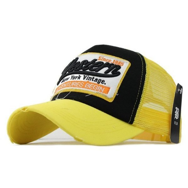 [FLB] Summer Baseball Cap Embroidery Mesh Cap Hats For Men Women Gorras Hombre hats Casual Hip Hop Caps Dad Casquette F207 18