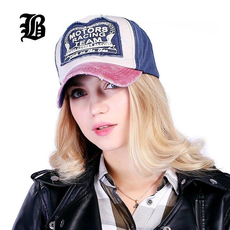 [FLB] Wholesale Spring Cotton Cap Baseball Cap Snapback Hat Summer Cap Hip Hop Fitted Cap Hats For Men Women Grinding Multicolor 5