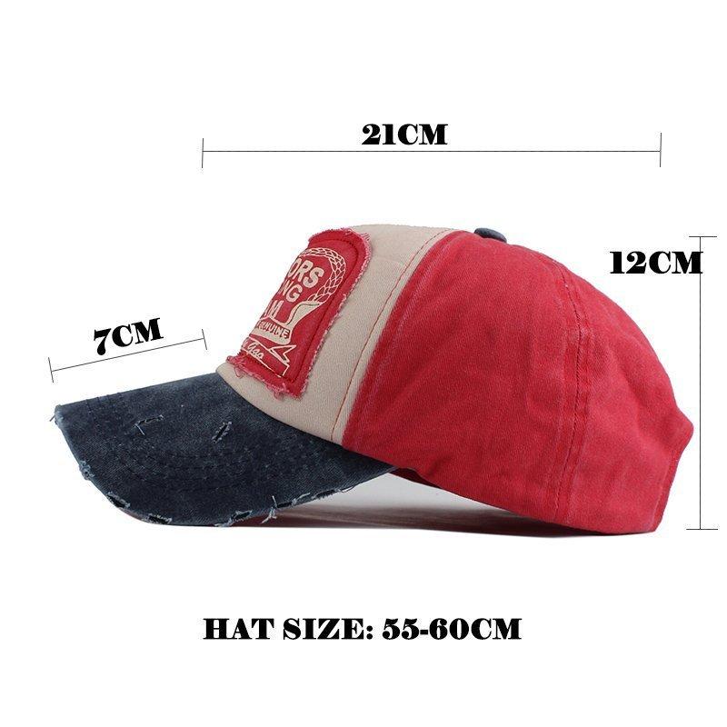 [FLB] Wholesale Spring Cotton Cap Baseball Cap Snapback Hat Summer Cap Hip Hop Fitted Cap Hats For Men Women Grinding Multicolor 11