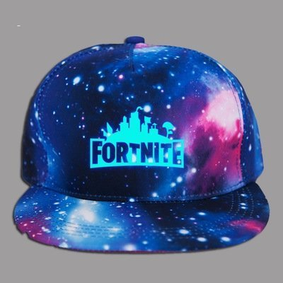 Fortress Night Light Print Fortnite Hip Hop Hat Dad hat Mesh Baseball Caps Man Woman Game Shades Spring Summer Sport Bone hat 4