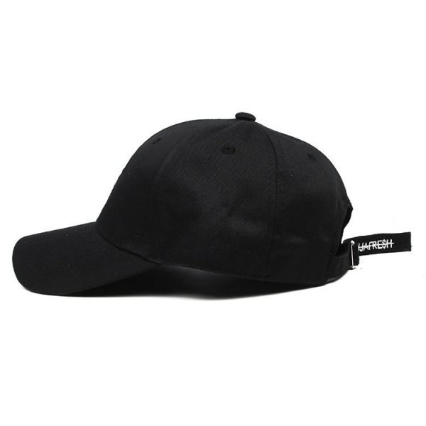 High Quality Cotton Singer xxxtentacion Dreadlocks Snapback Cap For Men Women Hip Hop Dad Hat Baseball Cap Bone Garros 8