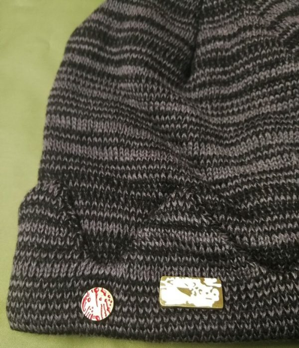 In stock Jughead Jones Riverdale Cosplay Beanie Hat Hot Topic Exclusive Crown Knitted Cap 6