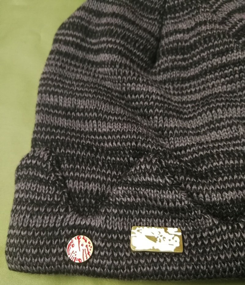 In stock Jughead Jones Riverdale Cosplay Beanie Hat Hot Topic Exclusive Crown Knitted Cap 5