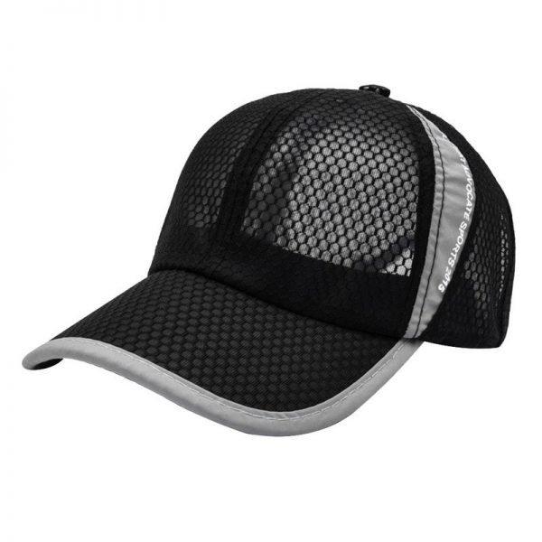 New Mesh Hats Casual Summer Autumn Sport Caps Fashion Baseball Cap Women Snapback Hat Summer Messy Bun 8
