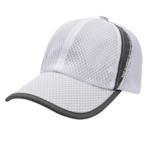 New Mesh Hats Casual Summer Autumn Sport Caps Fashion Baseball Cap Women Snapback Hat Summer Messy Bun 10