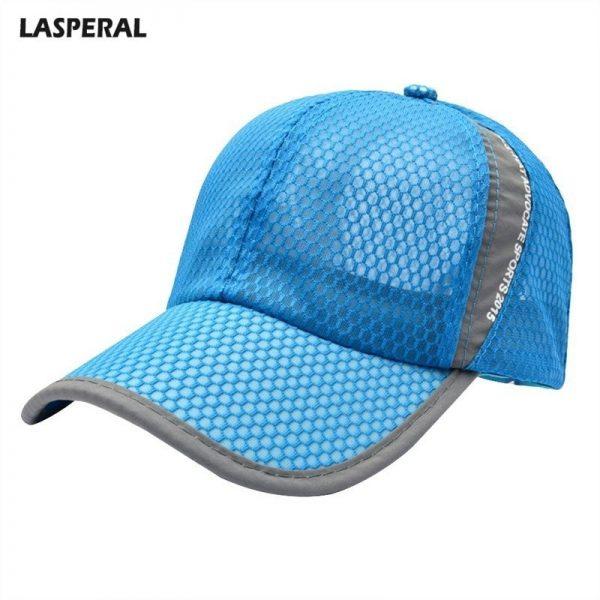 New Mesh Hats Casual Summer Autumn Sport Caps Fashion Baseball Cap Women Snapback Hat Summer Messy Bun 2