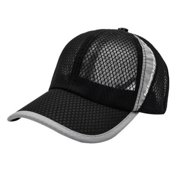 New Mesh Hats Casual Summer Autumn Sport Caps Fashion Baseball Cap Women Snapback Hat Summer Messy Bun 14