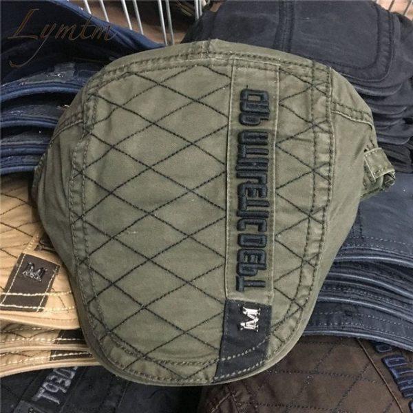 Casual British Style Unisex Solid Cabbie Hats Caps Newsboy Cap Flat Hat Irish Newsboys Caps For Men And Women 44