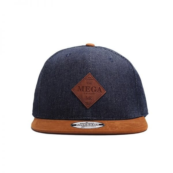 MNKNCL High Quality Snapback Cap MEGA Embroidery Brand Flat Brim Baseball Cap Youth Hip Hop Cap and Hat For Men and Woman 8