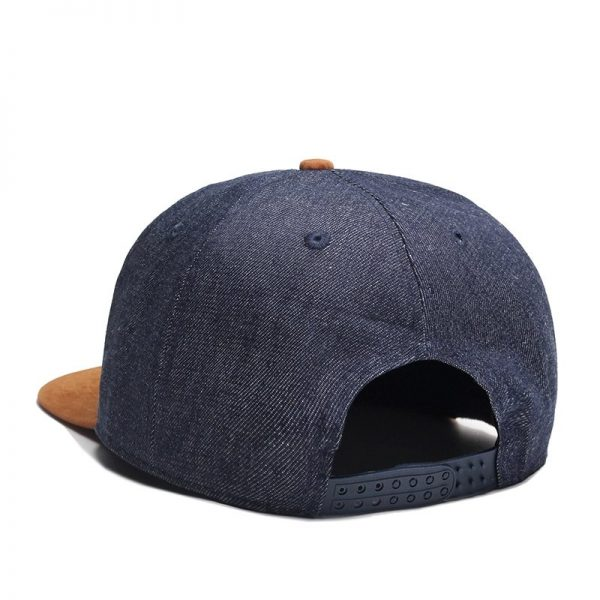 MNKNCL High Quality Snapback Cap MEGA Embroidery Brand Flat Brim Baseball Cap Youth Hip Hop Cap and Hat For Men and Woman 12