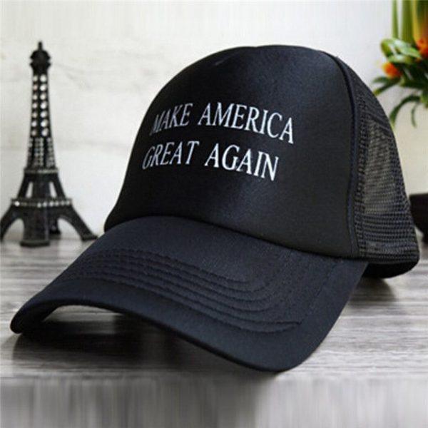 Make America Great Again Hat Donald Trump Cap GOP Republican Adjust Mesh Baseball Cap patriots Hat Trump for president HO935046 24