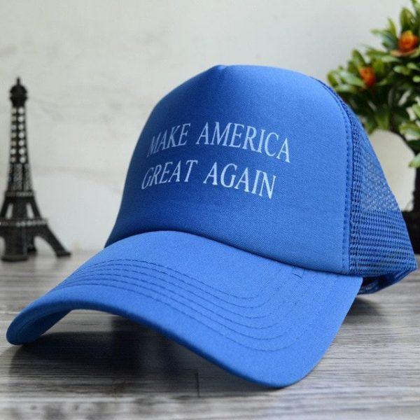 Make America Great Again Hat Donald Trump Cap GOP Republican Adjust Mesh Baseball Cap patriots Hat Trump for president HO935046 32