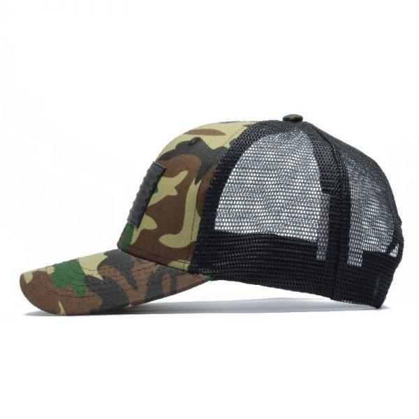 [NORTHWOOD] Camo Mesh Baseball Cap Men Camouflage Bone Masculino Summer Hat Men Army Cap Trucker Snapback Hip Hop Dad Hat 8