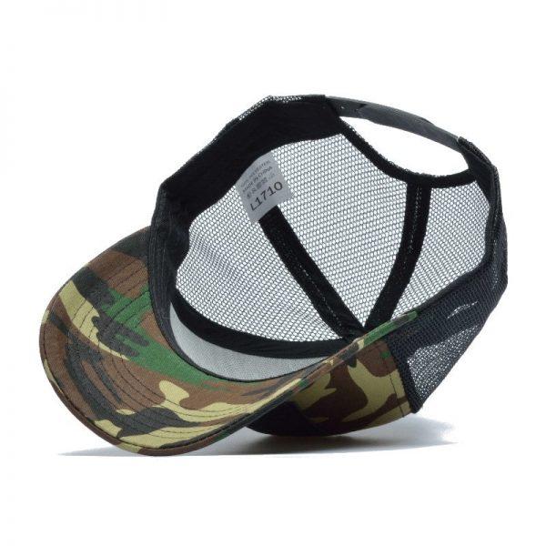 [NORTHWOOD] Camo Mesh Baseball Cap Men Camouflage Bone Masculino Summer Hat Men Army Cap Trucker Snapback Hip Hop Dad Hat 10