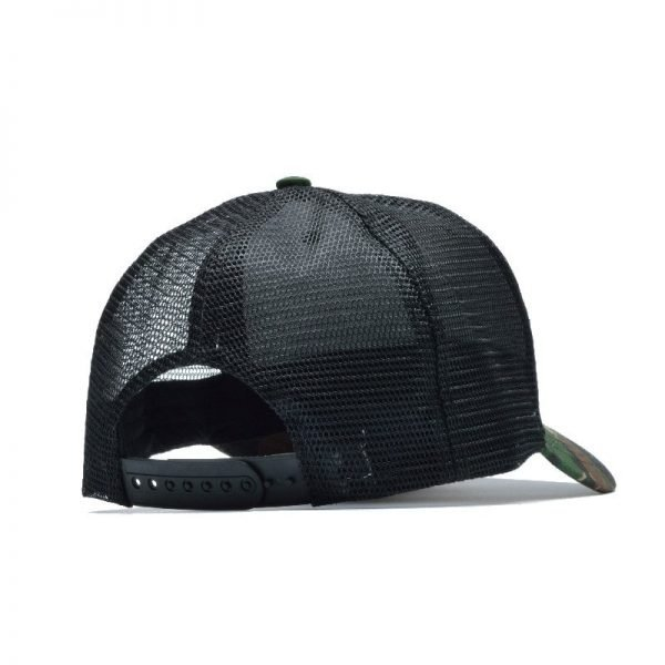 [NORTHWOOD] Camo Mesh Baseball Cap Men Camouflage Bone Masculino Summer Hat Men Army Cap Trucker Snapback Hip Hop Dad Hat 12