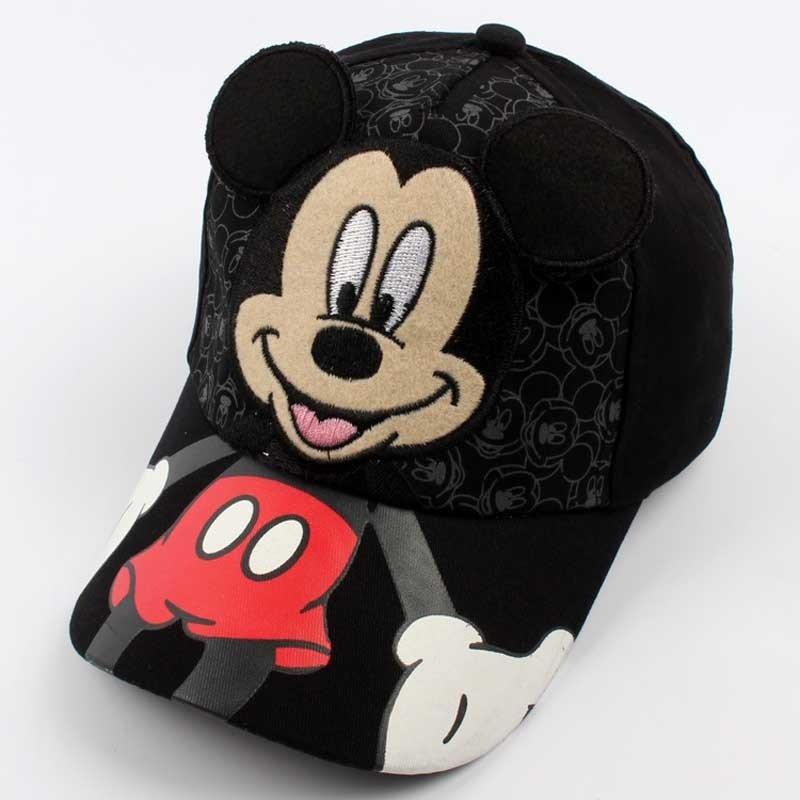 New High Quality Adjustable Kid Hat Baby Boys Girls Snapback Hats Children Baseball Cap Kids Cartoon Hip Hop Hat For 2-7 Years 3