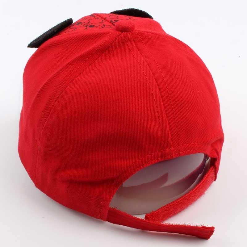 New High Quality Adjustable Kid Hat Baby Boys Girls Snapback Hats Children Baseball Cap Kids Cartoon Hip Hop Hat For 2-7 Years 11