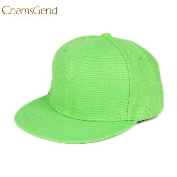 Newly Design Fashion Unisex Plain Snapback Hats Hip-Hop Adjustable Baseball Cap Drop Shipping #0801 8