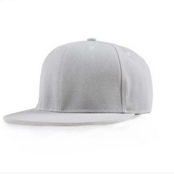 Newly Design Fashion Unisex Plain Snapback Hats Hip-Hop Adjustable Baseball Cap Drop Shipping #0801 20