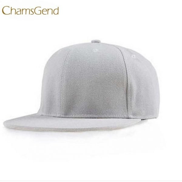 Newly Design Fashion Unisex Plain Snapback Hats Hip-Hop Adjustable Baseball Cap Drop Shipping #0801 12