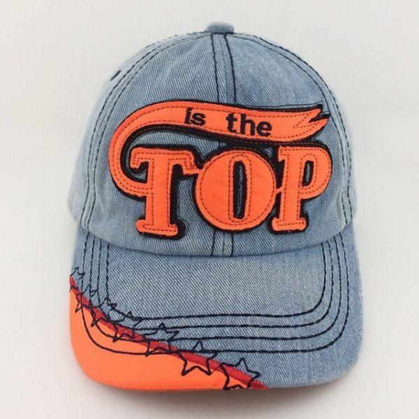 TOP BOY Baby Baseball Caps kids Snapback Hip Hop Cap Boys Girls Summer Sun Hats gorras planas enfants casquette gorras czapka 15