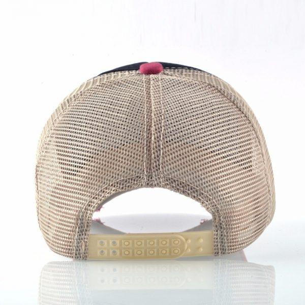 TQMSMY Unisex sun hats for men Hip Hop Hat Breathable Mesh Baseball Caps Women Embroidery panda Snapback caps Summer Gorras 8